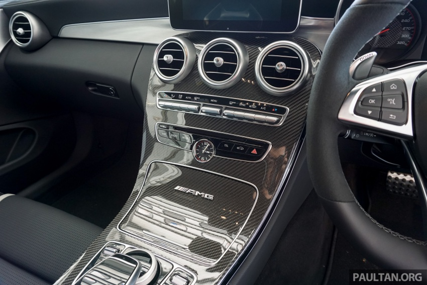 Mercedes-AMG C 63 Coupe S debuts – RM773,888 Image #581211
