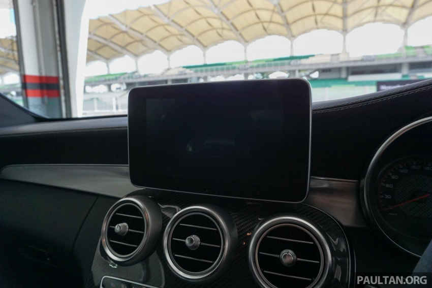 Mercedes-AMG C 63 Coupe S debuts – RM773,888 Image #581212