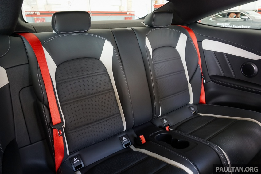 Mercedes-AMG C 63 Coupe S debuts – RM773,888 Image #581218
