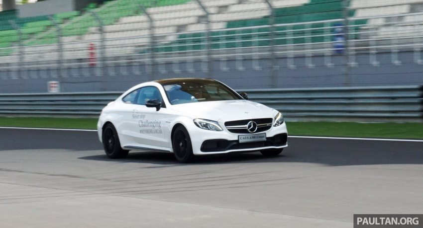 Mercedes-AMG C 63 Coupe S debuts – RM773,888 Image #581221