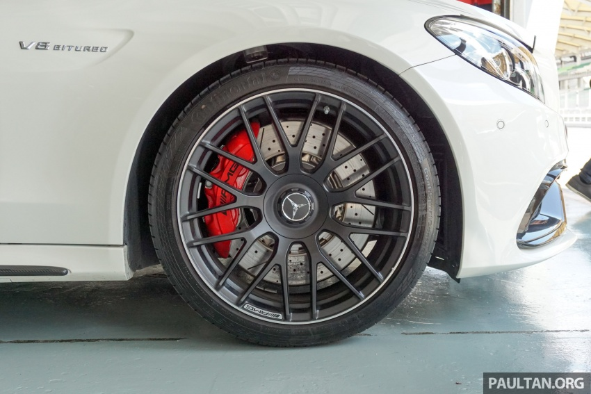 Mercedes-AMG C 63 Coupe S debuts – RM773,888 Image #581175