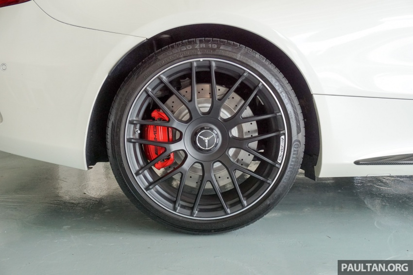 Mercedes-AMG C 63 Coupe S debuts – RM773,888 Image #581176