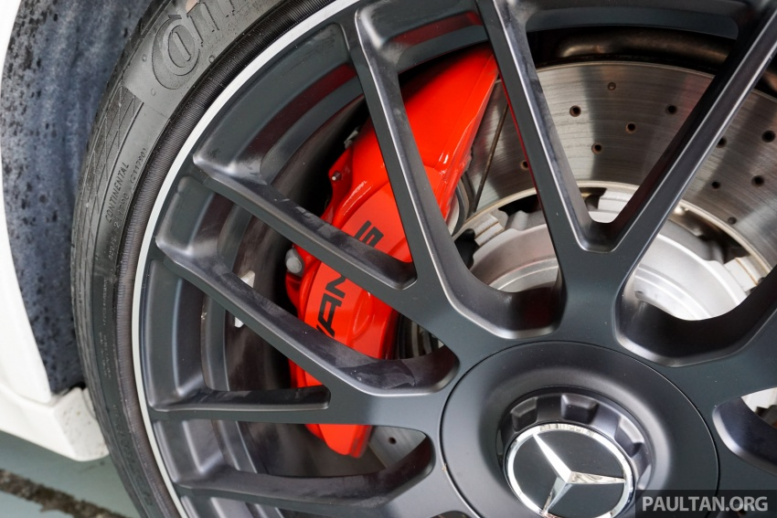Mercedes-AMG C 63 Coupe S debuts – RM773,888 Image #581177