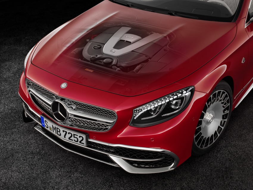 Mercedes-Maybach S650 Cabriolet – 300 units only Image #580332