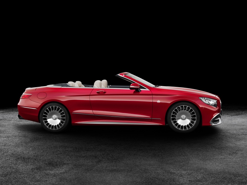 Mercedes-Maybach S650 Cabriolet – 300 units only Image #580336