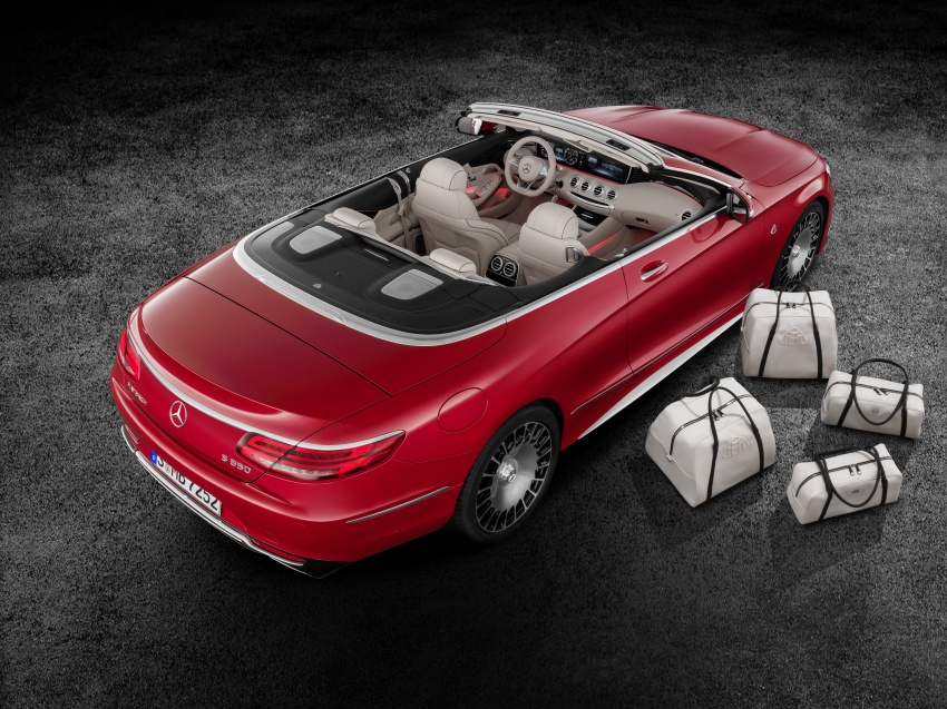 Mercedes-Maybach S650 Cabriolet – 300 units only Image #580343
