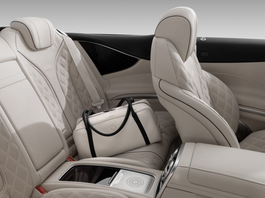 Mercedes-Maybach S650 Cabriolet – 300 units only Image #580320