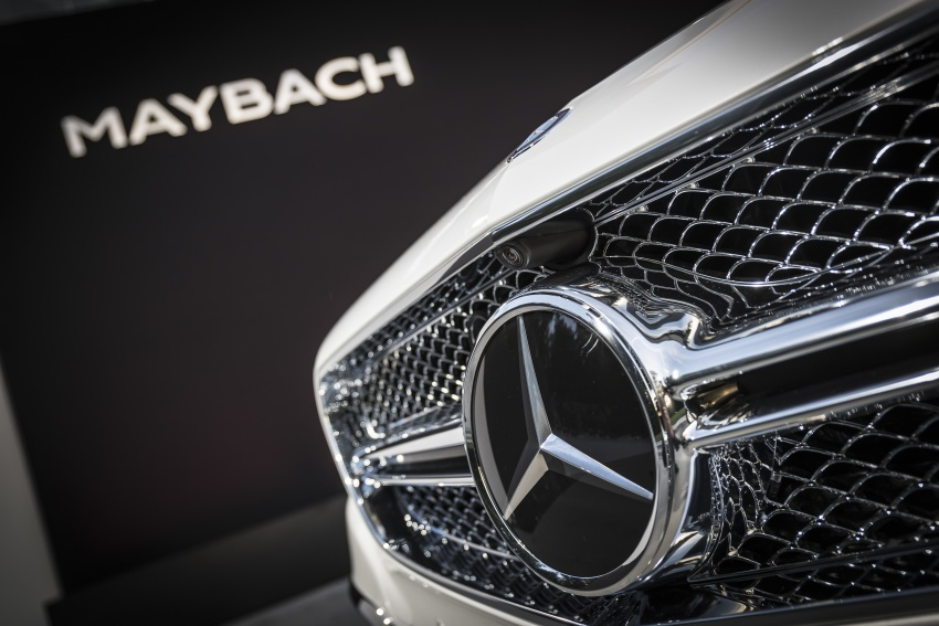 Mercedes-Maybach S650 Cabriolet – 300 units only Image #580358