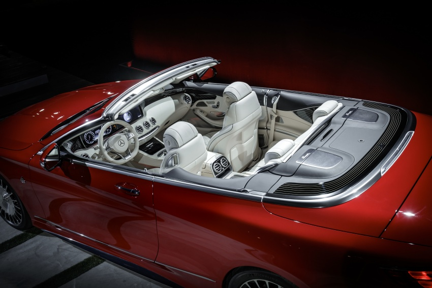 Mercedes-Maybach S650 Cabriolet – 300 units only Image #580368