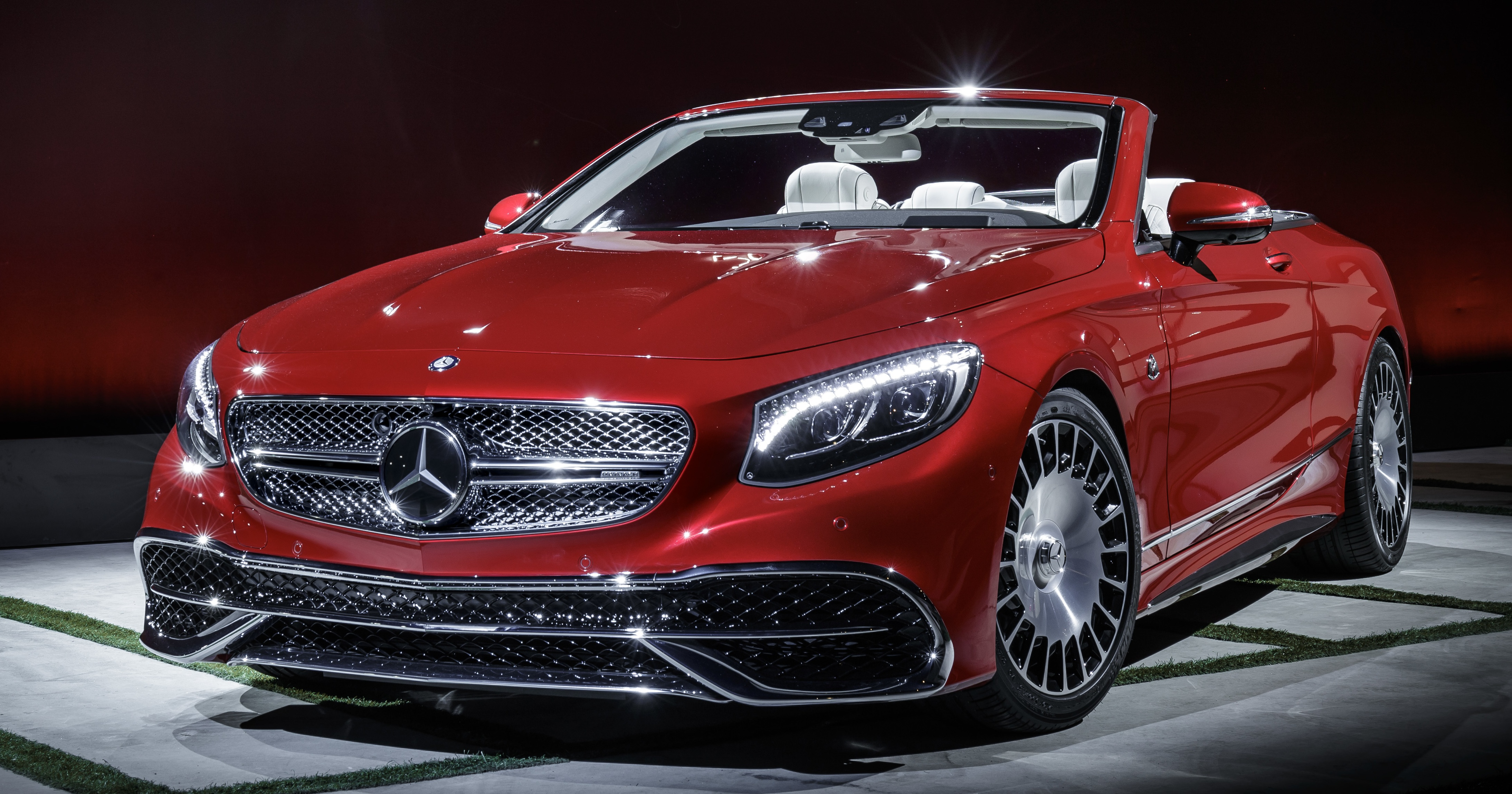 Mercedes Maybach S650 Cabriolet 300 Units Only