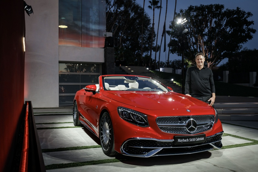 Mercedes-Maybach S650 Cabriolet – 300 units only Image #580374