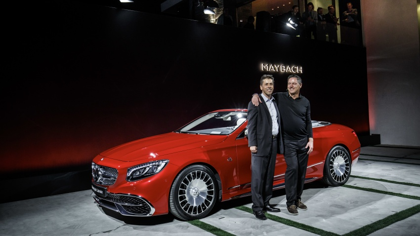 Mercedes-Maybach S650 Cabriolet – 300 units only Image #580377
