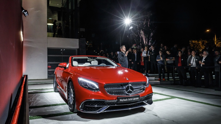 Mercedes-Maybach S650 Cabriolet – 300 units only Image #580378