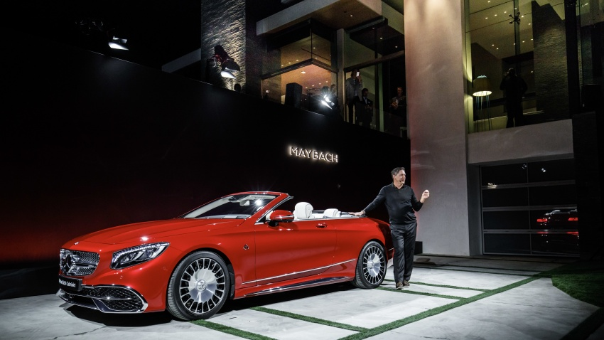 Mercedes-Maybach S650 Cabriolet – 300 units only Image #580379