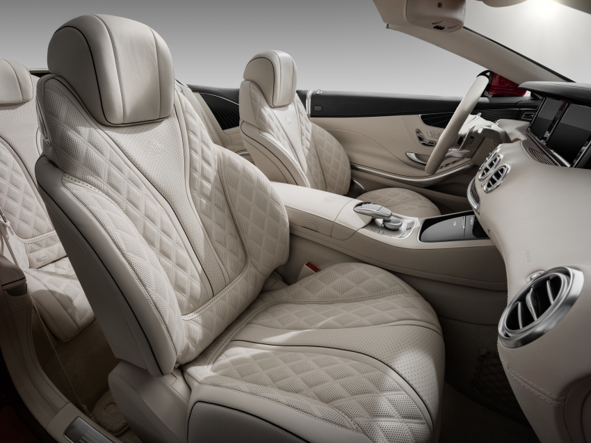 Mercedes-Maybach S650 Cabriolet – 300 units only Image #580323