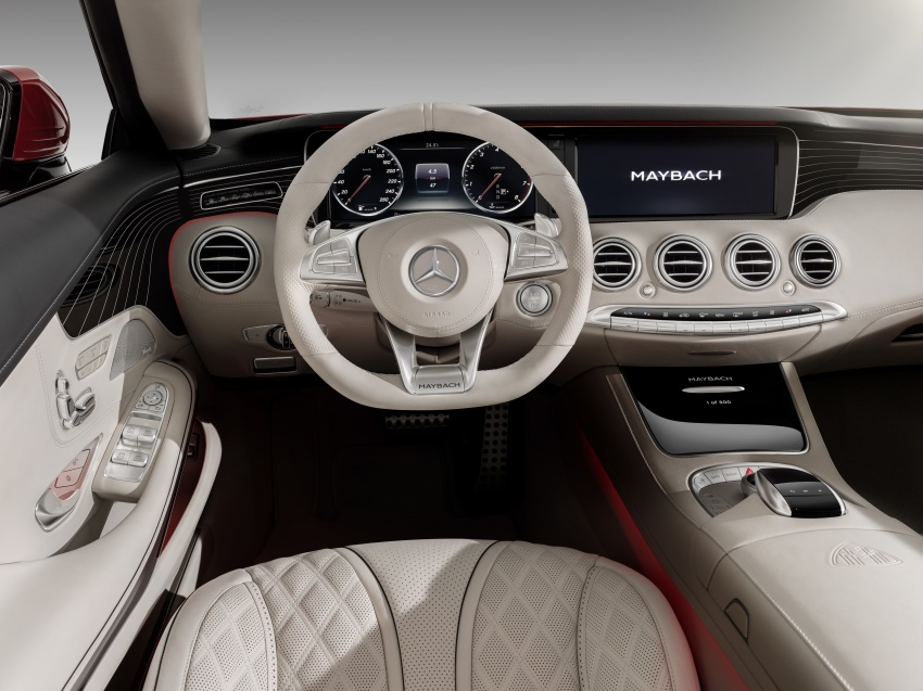 Mercedes-Maybach S650 Cabriolet – 300 units only Image #580324