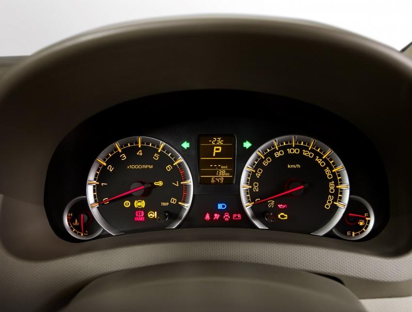 MPV Proton Ertiga dilancarkan – enam-tempat duduk, 1.4 liter VVT, harga bermula RM58,800 – RM64,800 Image #584159