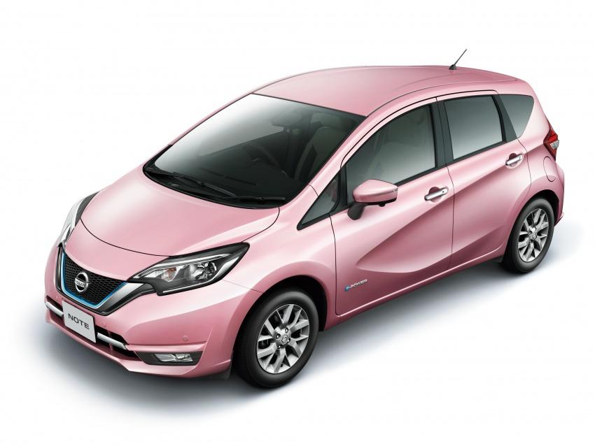 Nissan Note e-Power detailed – range extender hybrid without plug-in socket, 1.2L engine, 37.2 km per litre Image #574172
