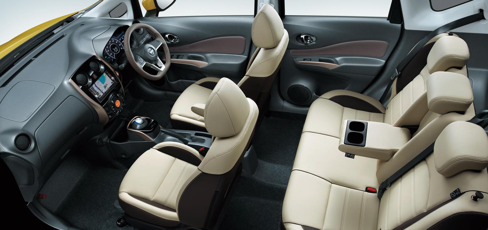 Hybrid Nissan Nissan Note e-Power detailed – range extender hybrid ...