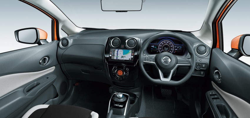 Nissan Note e-Power detailed – range extender hybrid without plug-in socket, 1.2L engine, 37.2 km per litre Image #574183