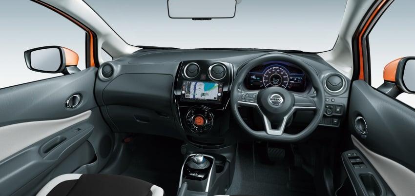 Nissan Note e-Power detailed – range extender hybrid without plug-in socket, 1.2L engine, 37.2 km per litre Image #574183