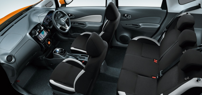 Nissan Note e-Power detailed – range extender hybrid without plug-in socket, 1.2L engine, 37.2 km per litre Image #574184