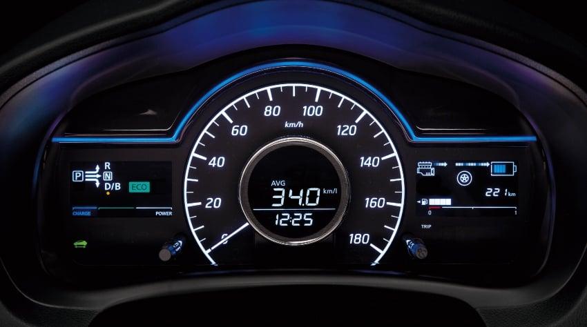 Nissan Note e-Power detailed – range extender hybrid without plug-in socket, 1.2L engine, 37.2 km per litre Image #574186