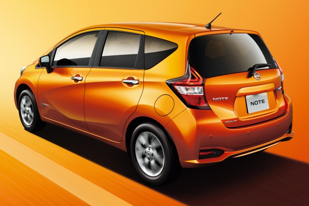 thai nissan note eco car to launch in h1 - 1.2l 3-cyl