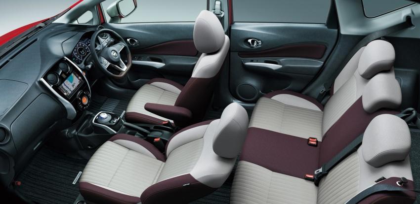 Nissan Note e-Power detailed – range extender hybrid without plug-in socket, 1.2L engine, 37.2 km per litre Image #574195