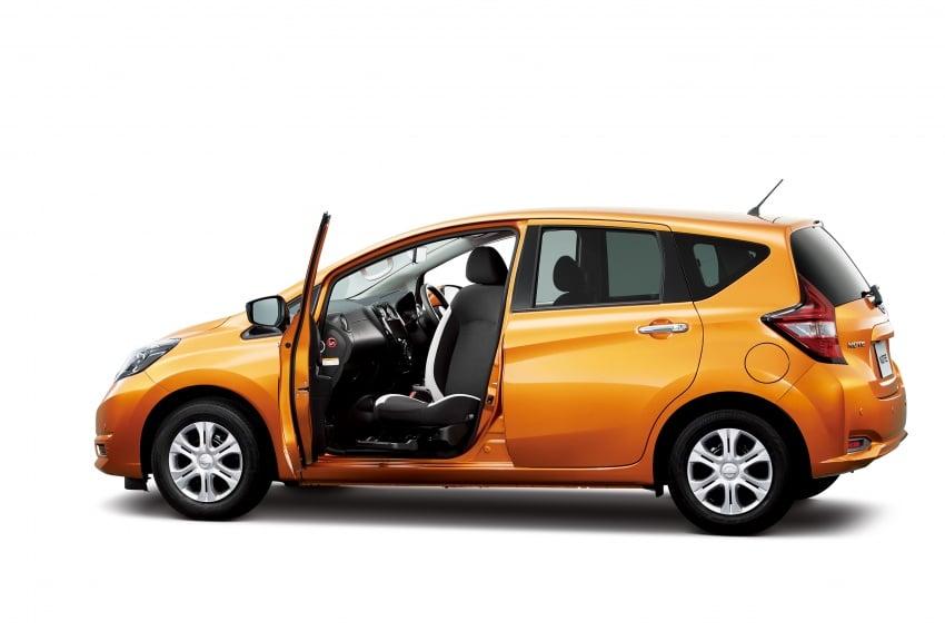 Nissan Note e-Power detailed – range extender hybrid without plug-in socket, 1.2L engine, 37.2 km per litre Image #574196