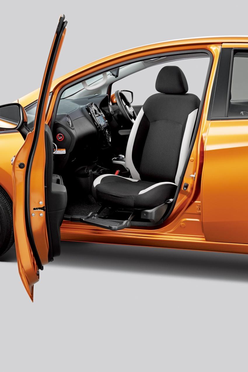 Nissan Note e-Power detailed – range extender hybrid without plug-in socket, 1.2L engine, 37.2 km per litre Image #574197
