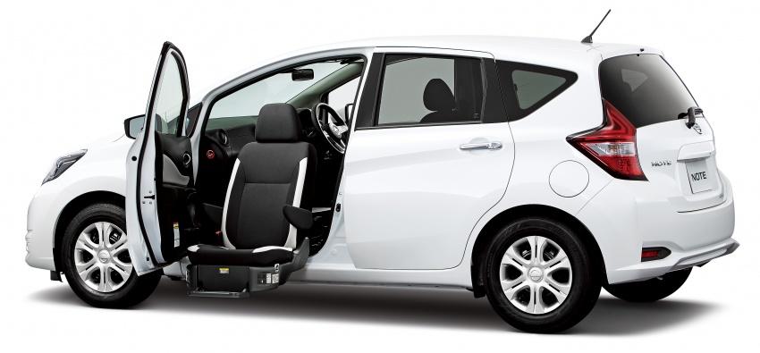 Nissan Note e-Power detailed – range extender hybrid without plug-in socket, 1.2L engine, 37.2 km per litre Image #574198