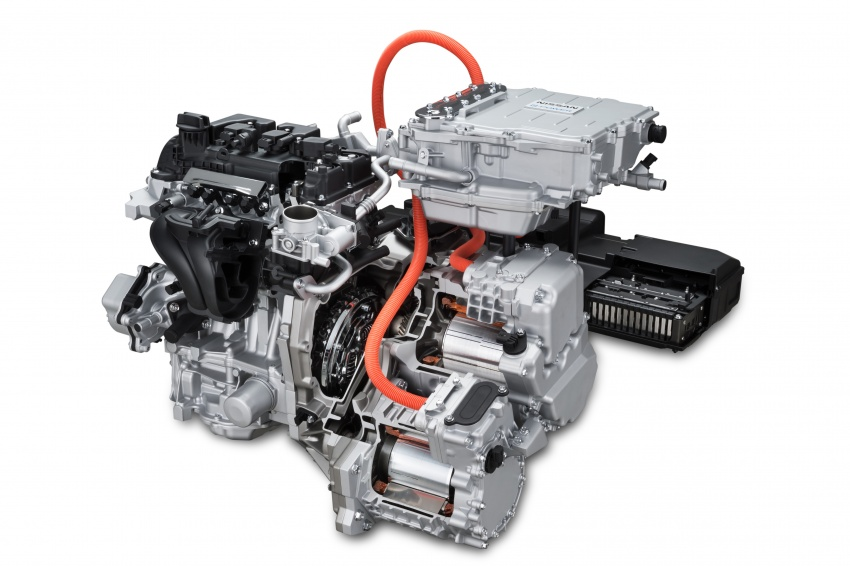 Nissan Note e-Power detailed – range extender hybrid without plug-in socket, 1.2L engine, 37.2 km per litre Image #574199