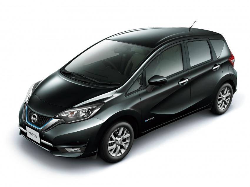 Nissan Note e-Power detailed – range extender hybrid without plug-in socket, 1.2L engine, 37.2 km per litre Image #574166