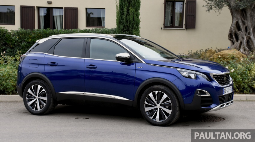Peugeot 3008 – 2nd-gen to debut in Malaysia, Q2 2017 Image #582836