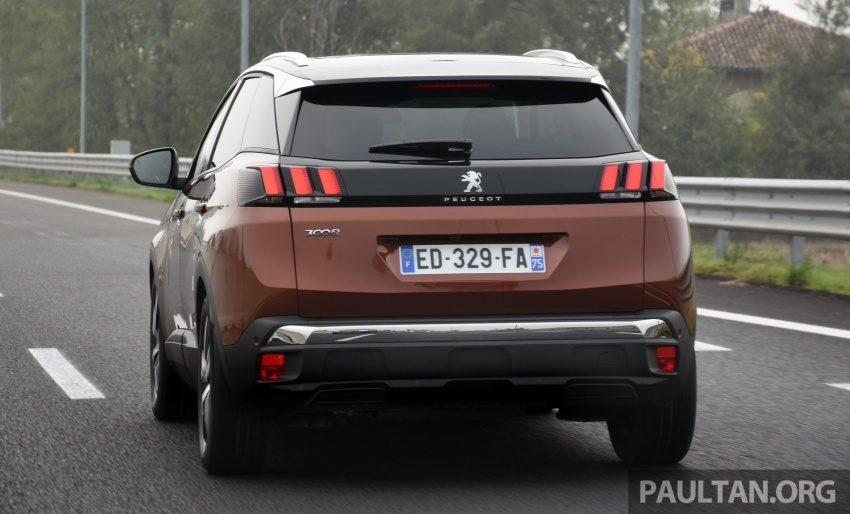 Peugeot 3008 – model generasi kedua akan diperkenal untuk pasaran Malaysia menjelang suku kedua 2017 Image #583084