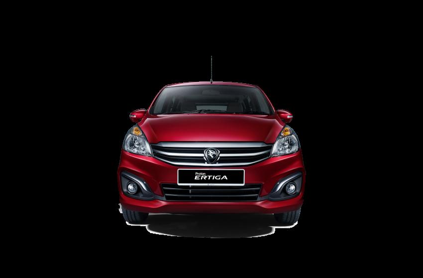 Proton Ertiga MPV launched in Malaysia – RM59k-65k Image #584066