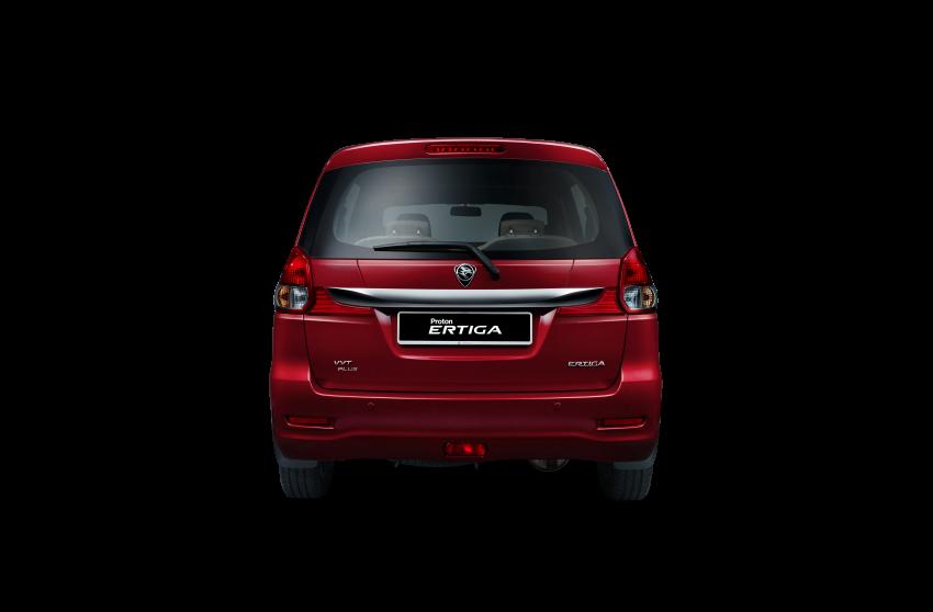 Proton Ertiga MPV launched in Malaysia – RM59k-65k Image #584062
