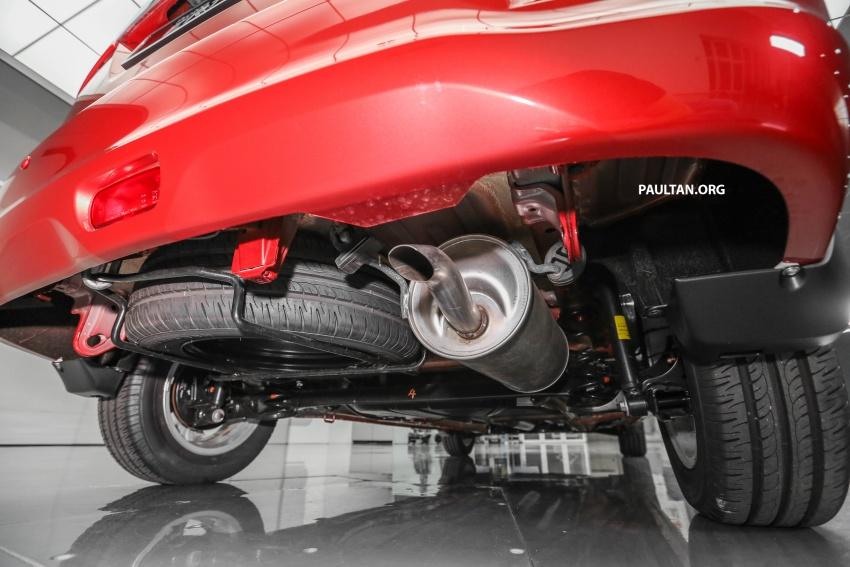 Proton Ertiga MPV launched in Malaysia – RM59k-65k Image #583656