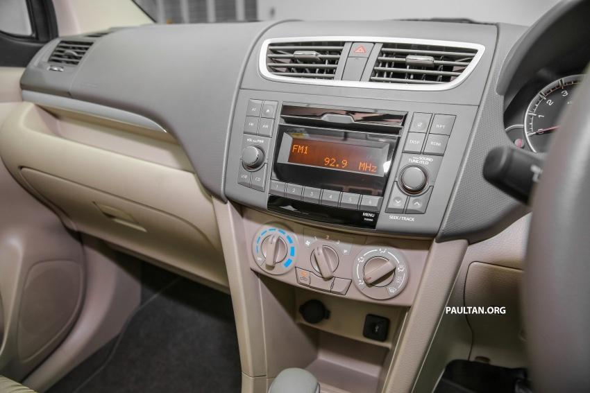 Proton Ertiga MPV launched in Malaysia – RM59k-65k Image #583664