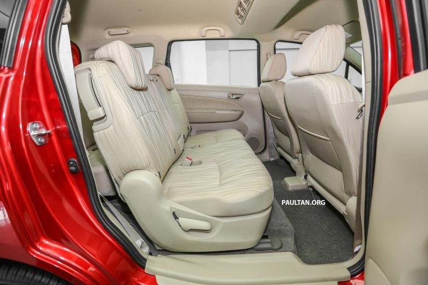 Proton Ertiga MPV launched in Malaysia – RM59k-65k Image #583689