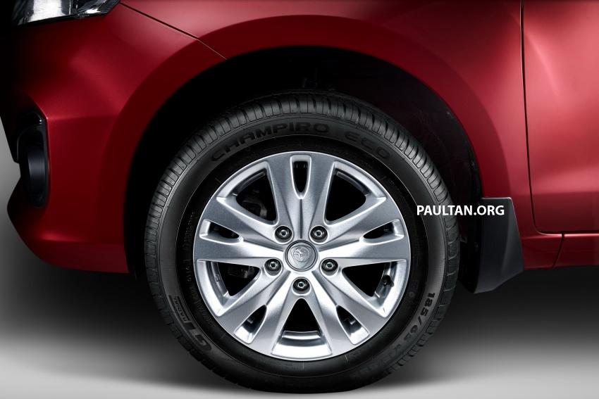 New Proton Ertiga MPV details revealed – a rebadged Suzuki, 1.4 litre MT/AT, EEV, four-star ASEAN NCAP Image #582081