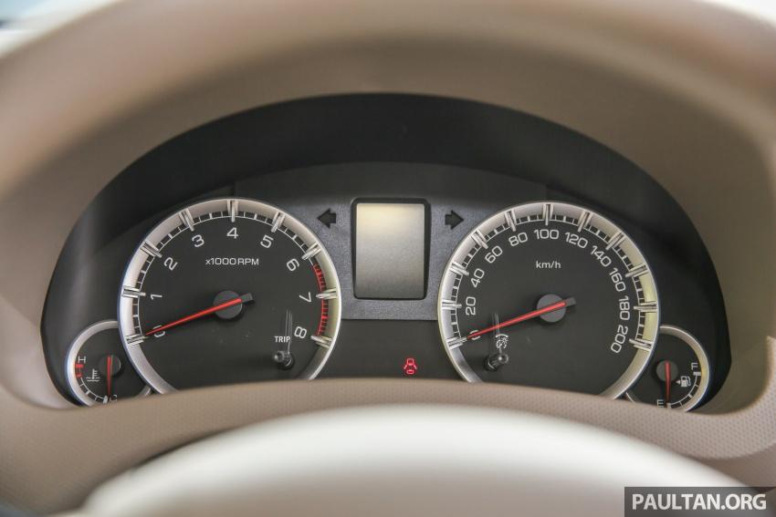 MPV Proton Ertiga dilancarkan – enam-tempat duduk, 1.4 liter VVT, harga bermula RM58,800 – RM64,800 Image #584484
