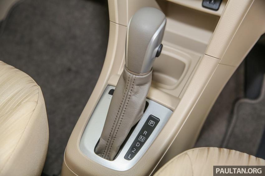 MPV Proton Ertiga dilancarkan – enam-tempat duduk, 1.4 liter VVT, harga bermula RM58,800 – RM64,800 Image #584477