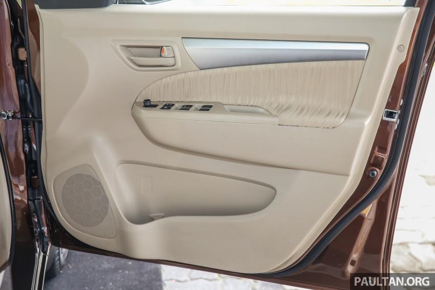 MPV Proton Ertiga dilancarkan – enam-tempat duduk, 1.4 liter VVT, harga bermula RM58,800 – RM64,800 Image #584475