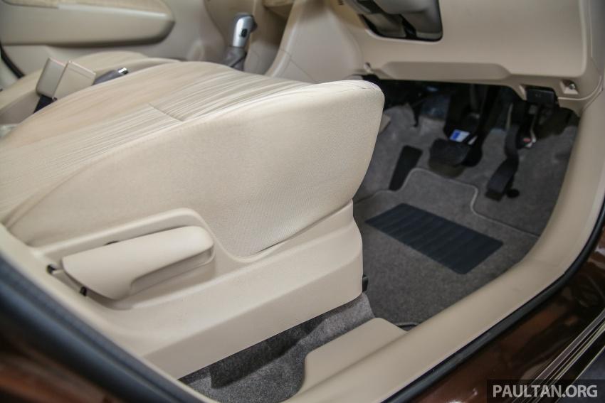 MPV Proton Ertiga dilancarkan – enam-tempat duduk, 1.4 liter VVT, harga bermula RM58,800 – RM64,800 Image #584472