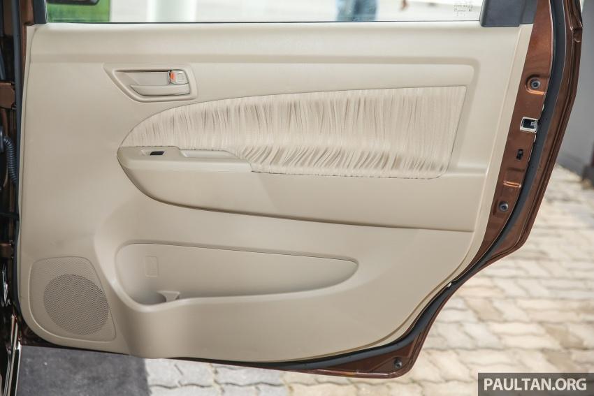 MPV Proton Ertiga dilancarkan – enam-tempat duduk, 1.4 liter VVT, harga bermula RM58,800 – RM64,800 Image #584466