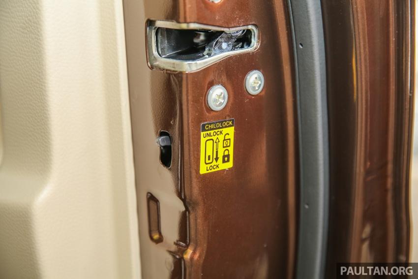 MPV Proton Ertiga dilancarkan – enam-tempat duduk, 1.4 liter VVT, harga bermula RM58,800 – RM64,800 Image #584467