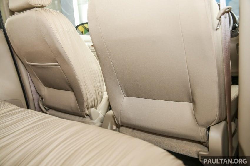 MPV Proton Ertiga dilancarkan – enam-tempat duduk, 1.4 liter VVT, harga bermula RM58,800 – RM64,800 Image #584464