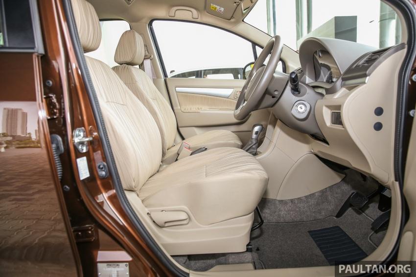 MPV Proton Ertiga dilancarkan – enam-tempat duduk, 1.4 liter VVT, harga bermula RM58,800 – RM64,800 Image #584463